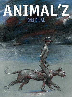 Okładka książki Animal'z