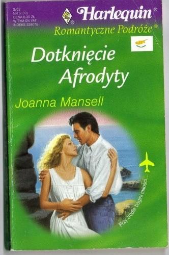 Okładka książki Dotknięcie Afrodyty