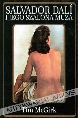 Okładka książki Salvador Dali i jego szalona muza