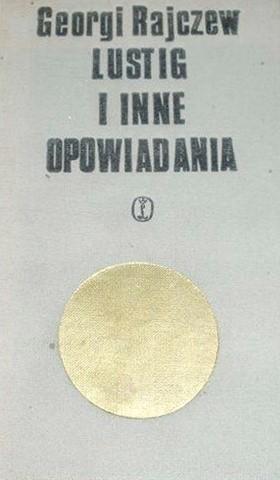 Okładka książki Lustig i inne opowiadania