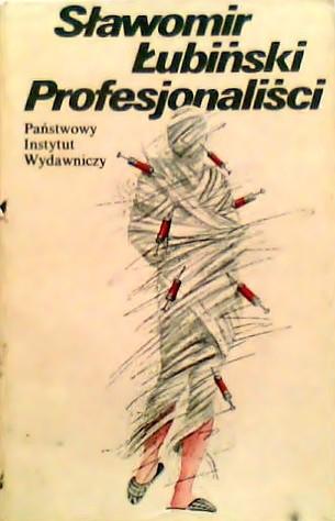 Okładka książki Profesjonaliści