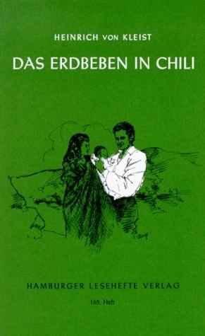 Okładka książki Das Erdbeben in Chili