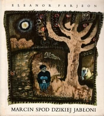 Okładka książki Marcin spod Dzikiej Jabłoni. T. 1. W sadzie