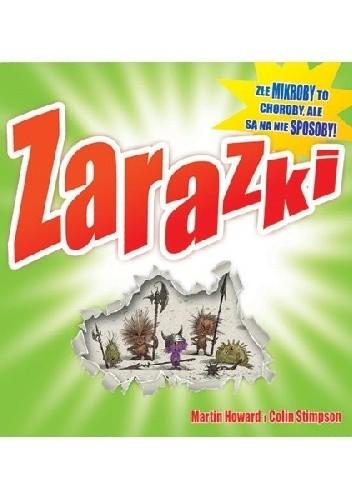 Okładka książki Zarazki
