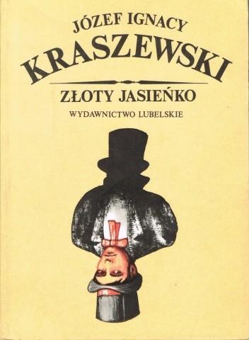Okładka książki Złoty Jasieńko