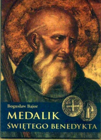 Okładka książki Medalik Świętego Benedykta