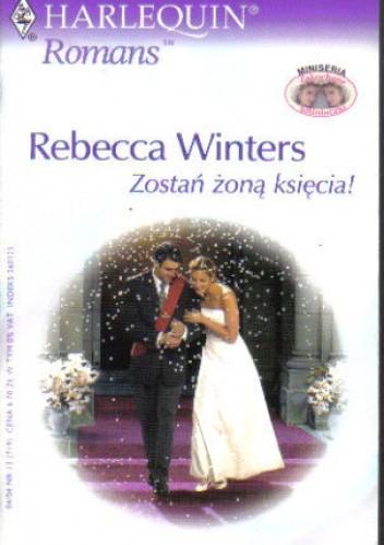 Okładka książki Zostań żoną księcia