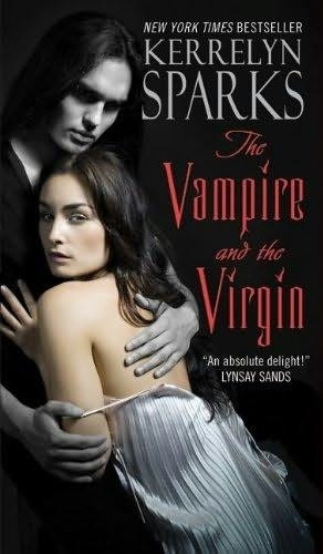 Okładka książki The Vampire and the Virgin