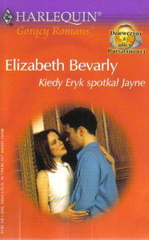 Okładka książki Kiedy Eryk spotkał Jayne