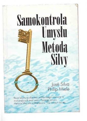 Okładka książki Samokontrola Umysłu Metodą Silvy