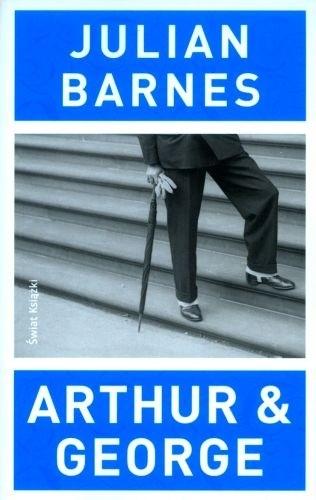 Okładka książki Arthur & George