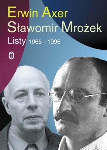Okładka książki Listy 1965-1996