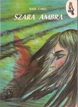 Okładka książki Szara ambra