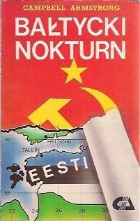 Okładka książki Bałtycki nokturn