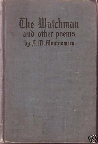 Okładka książki The Watchman & Other Poems