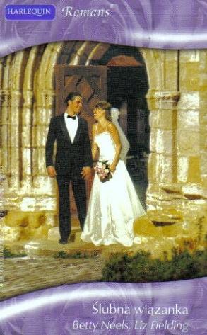 Okładka książki Ślubna wiązanka
