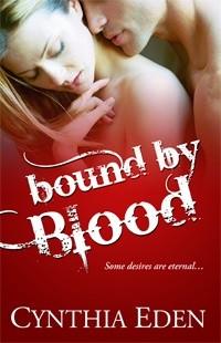 Okładka książki Bound by blood