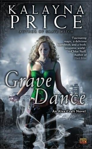 Okładka książki Grave Dance