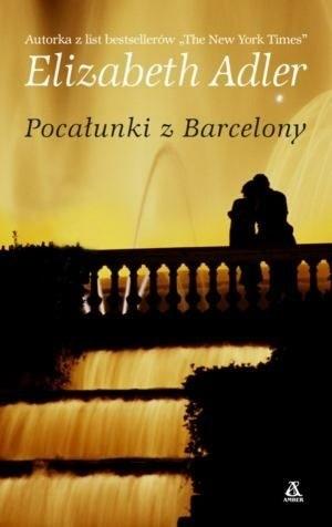 Okładka książki Pocałunki z Barcelony