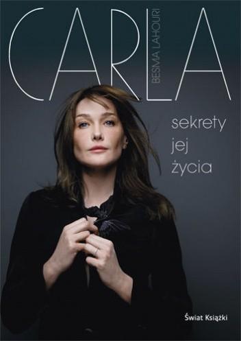 Okładka książki Carla. Sekrety jej życia