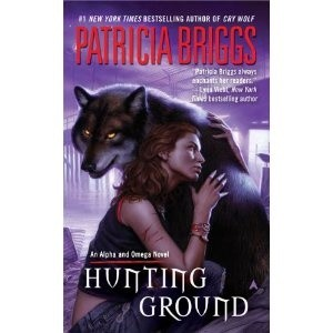 Okładka książki Hunting ground