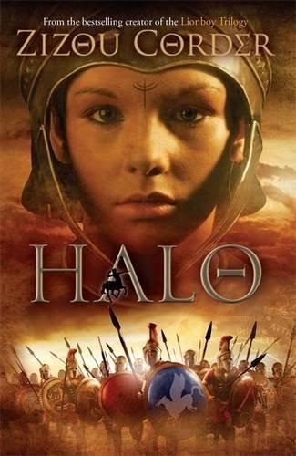 Okładka książki Halo