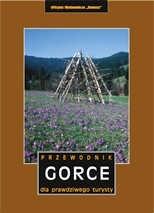 Okładka książki Gorce - Przewodnik dla prawdziwego turysty