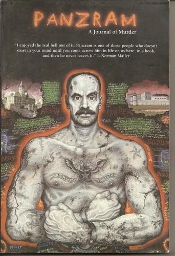 Okładka książki Panzram: A Journal of Murder