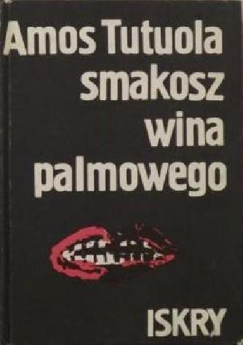 Okładka książki Smakosz wina palmowego