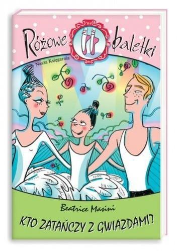 Okładka książki Kto zatańczy z gwiazdami?