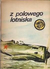 Okładka książki Z polowego lotniska