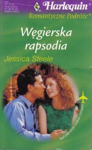 Okładka książki Węgierska rapsodia