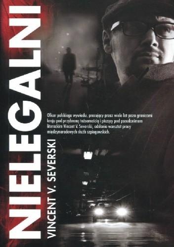 Okładka książki Nielegalni
