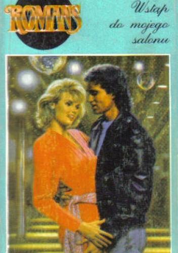 Okładka książki Wstąp do mojego salonu