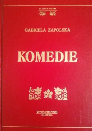 Okładka książki Komedie