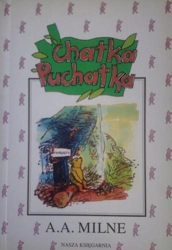 Okładka książki Chatka Puchatka