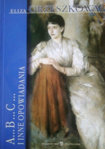 Okładka książki A...B...C... i inne opowiadania