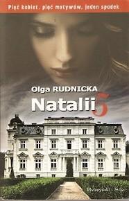Okładka książki Natalii5