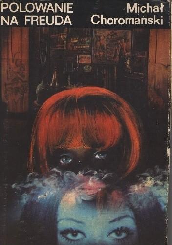 Okładka książki Polowanie na Freuda