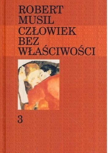 Okładka książki Człowiek bez właściwości. T.3