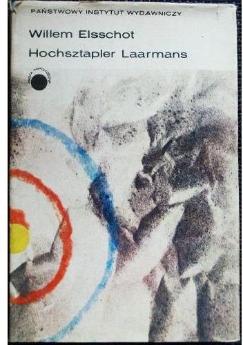 Okładka książki Hochsztapler Laarmans