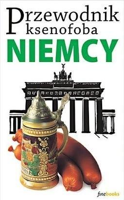Okładka książki Przewodnik ksenofoba. Niemcy