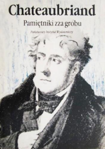 Okładka książki Pamiętniki zza grobu