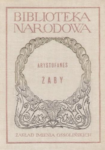 Okładka książki Żaby