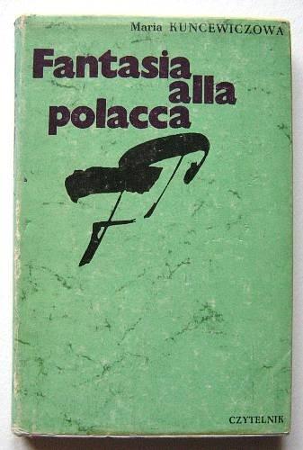 Okładka książki Fantasia alla polacca