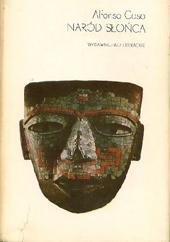 Okładka książki Naród Słońca