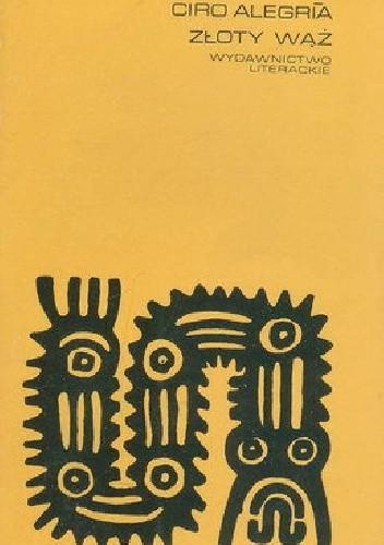 Okładka książki Złoty wąż