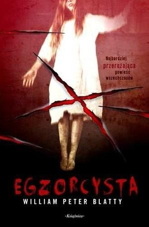 Okładka książki Egzorcysta