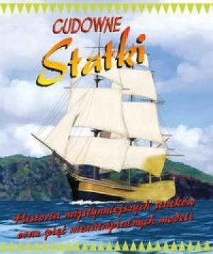 Okładka książki Cudowne statki
