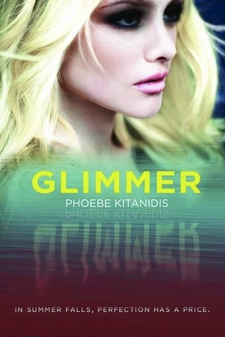 Okładka książki Glimmer